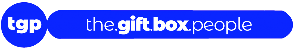 The gift box people website specialises in customised gift boxes and hampers